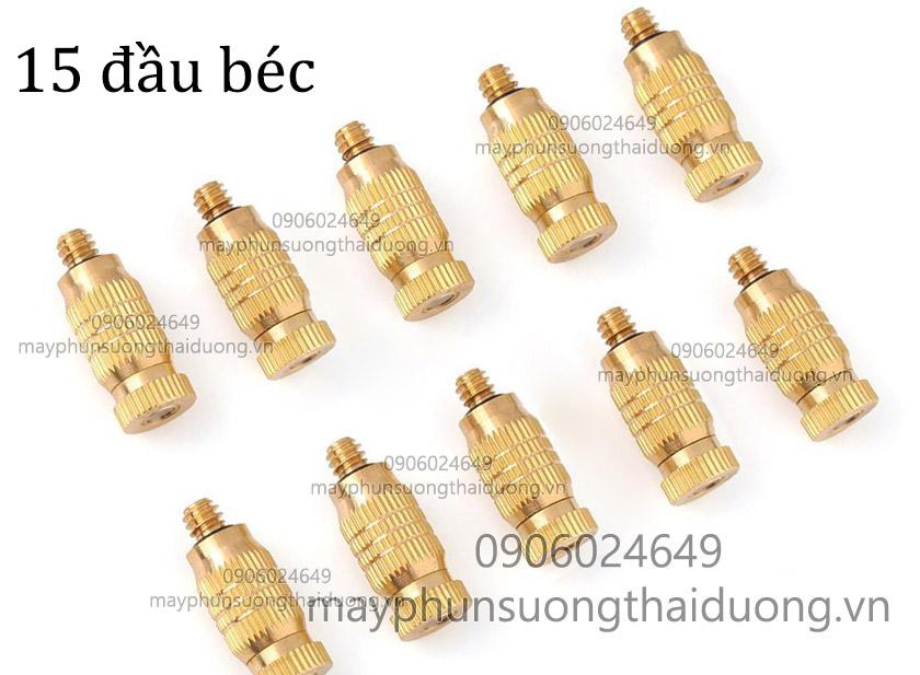Combo 15 béc phun sương DH 6017