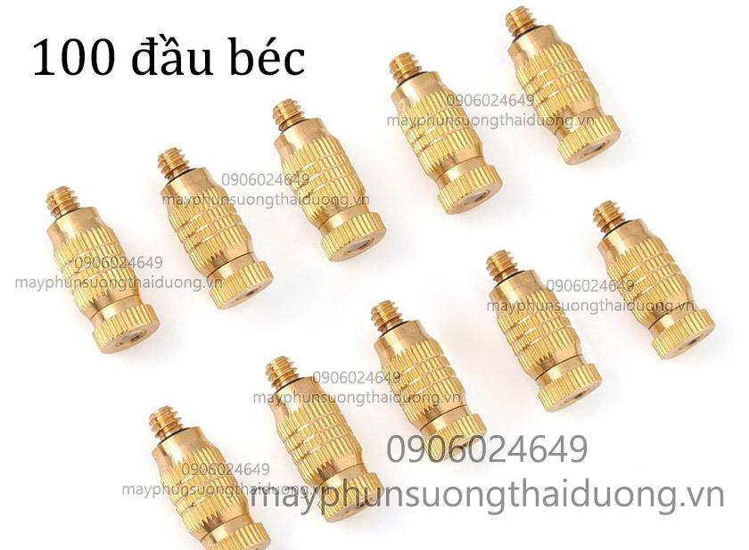 Combo 100 béc phun sương DH 100