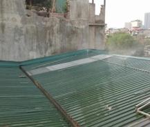 Lắp máy phun sương quận Bình Thạnh cho các nhà xưởng