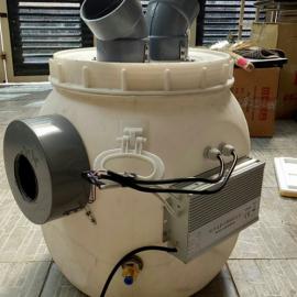 Máy tạo khói phòng khử khuẩn 2 vỉ 10 mắt thùng nhựa