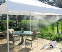 Một số lưu ý khi chọn đơn vị lắp máy phun sương quận 6